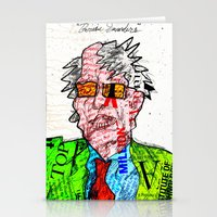 Candidate Sanders Stationery Cards
