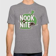T-shirt featuring Nook At Nite by Fanboy30