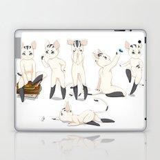Thorodrin cat Laptop & iPad Skin