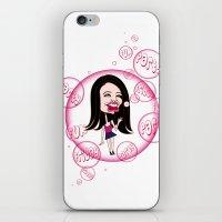 Rebecca Black. It's Frid… iPhone & iPod Skin