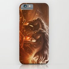Fire With Horses iPhone 6 Slim Case