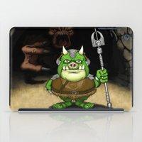 This Little Piggy iPad Case