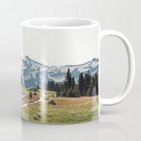 Mountain Trail Mug