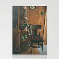 Grandma's House III Stationery Cards
