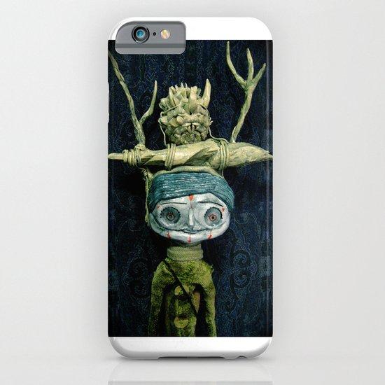 a portrait iPhone & iPod Case