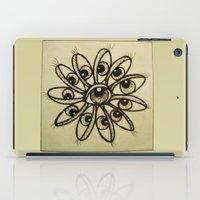Eye Flower iPad Case
