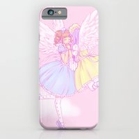 Sweet lolita angels iPhone 6 Slim Case