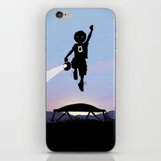 Green Lantern Kid iPhone & iPod Skin