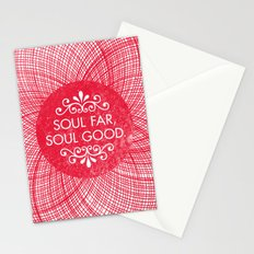 Soul Far, Soul Good. Stationery Cards