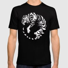 Tiger Day 2014 SMALL Black Mens Fitted Tee