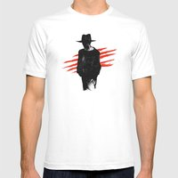 The Man Of Your Dreams Mens Fitted Tee White SMALL