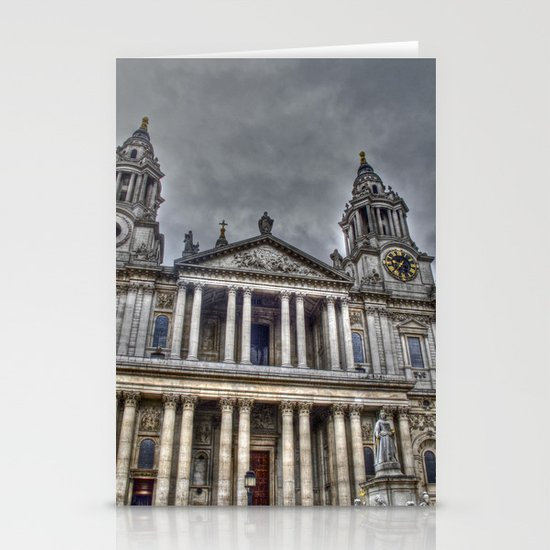 St. Paul's Cathedral, London Stationery Card