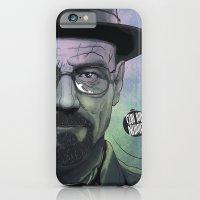 Heisenberg, Say my name! iPhone 6 Slim Case
