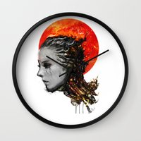 Just A Ghost In The Shel… Wall Clock