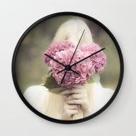Hidden Wall Clock