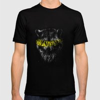 Kleptomania Mens Fitted Tee Black SMALL