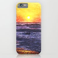Ocean Sunrise iPhone 6 Slim Case