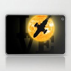 Everything's shiny Laptop & iPad Skin