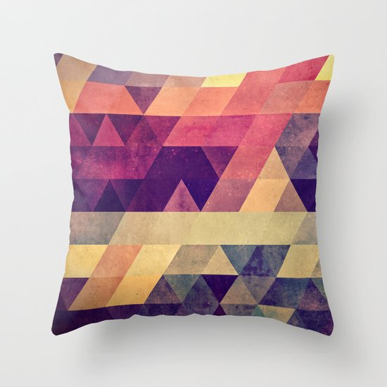 blynlytt Throw Pillow