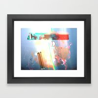 Ponxart Framed Art Print