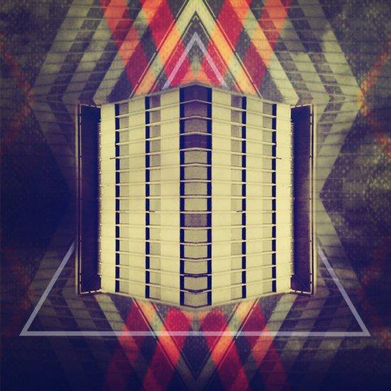 Argyle Turnstile Art Print