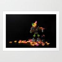 tactical error Art Print
