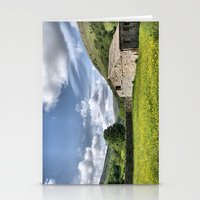 Muker Meadows I Stationery Cards