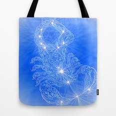 Scorpio, constellation series Tote Bag
