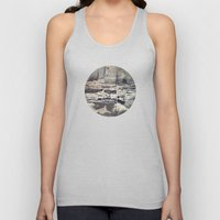 Planetary Bodies - Cement Unisex Tank Top