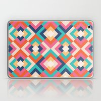 Colorful Geometric Laptop & iPad Skin