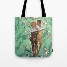 Till the Sky and Back Tote Bag