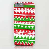 iPhone & iPod Case featuring Pattern 2 by Laurel Howells