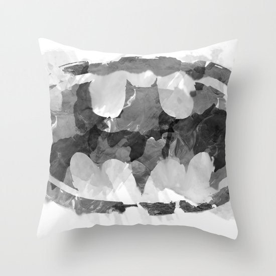 The Bat Throw Pillow