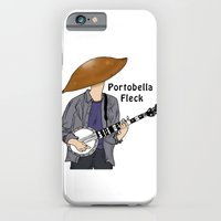PortoBella Fleck  iPhone 6 Slim Case