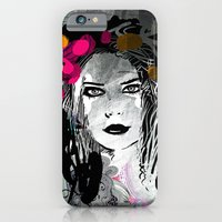 iPhone & iPod Case featuring Black by Irmak Akcadogan
