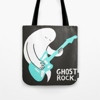 Ghost Rock Tote Bag