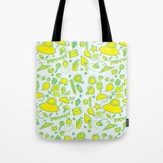 doodle brightness Tote Bag