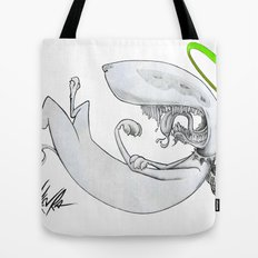 Saint Fuck Mr.Klevra  Tote Bag