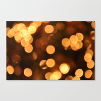 Bokeh Bokeh Bokeh Bokeh (for devices) Canvas Print