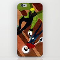 Hulk/Wicc Fan Fic (Only Real) iPhone & iPod Skin