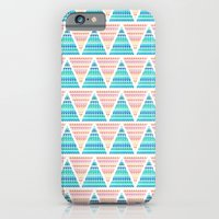 Mixed Aztec Pattern iPhone 6 Slim Case