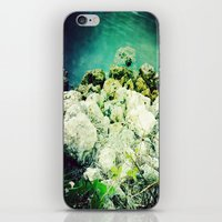blue lagoon iPhone & iPod Skin