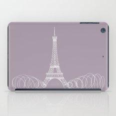 Paris by Friztin iPad Case