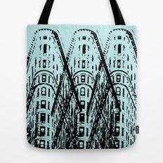 Triple Iron Tote Bag