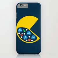 8-Bit Breakfast iPhone 6 Slim Case