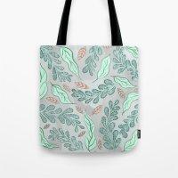 Little Leaves Tote Bag
