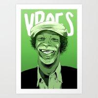 VROES Art Print