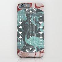 Eumaniraptora iPhone 6 Slim Case