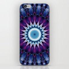 Mandala Satisfaction iPhone & iPod Skin