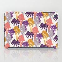 Arboreal Silhouettes iPad Case